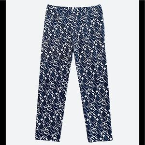 Peserico Italy Ankle Pants